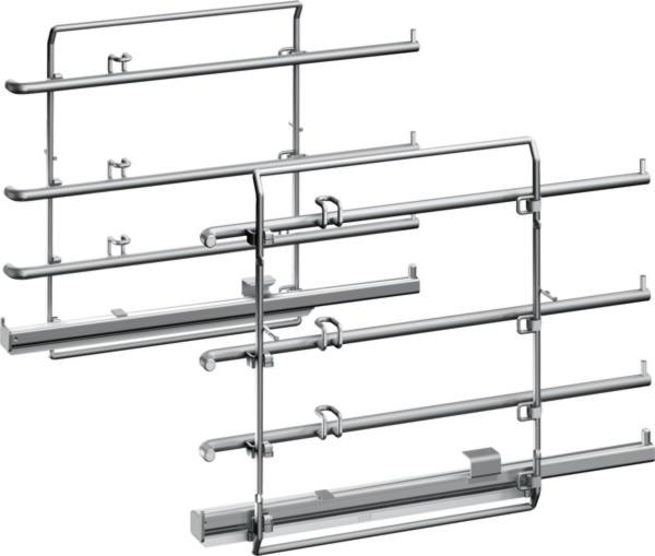Neff Z11TC16X0 ComfortFlex Auszug (1 Ebene) und Rahmen