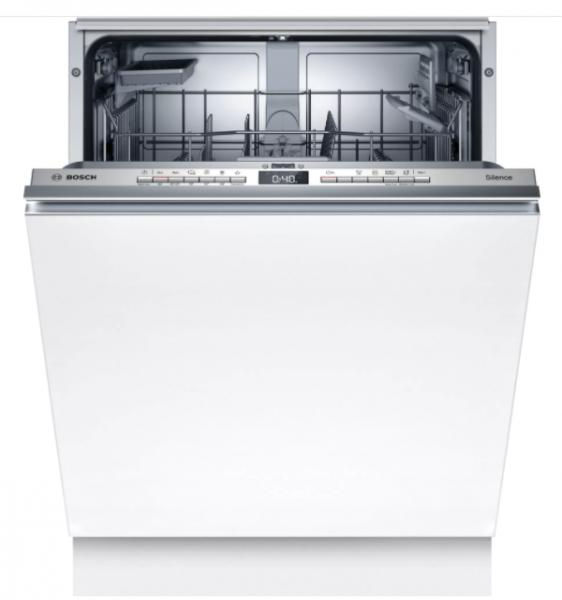 Bosch SGV4HBX40E Serie   4, Vollintegrierter Geschirrspüler, 60 cm