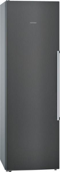 Siemens KS36VAXEP iQ500, Freistehender Kühlschrank, blackSteel