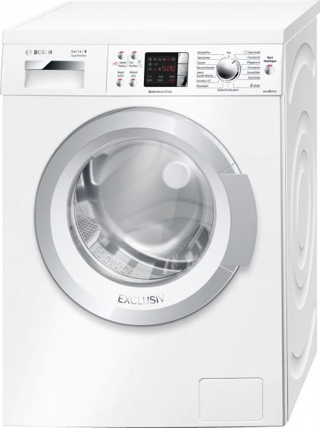 Bosch WAQ2849U Waschvollautomat Exclusiv 8kg