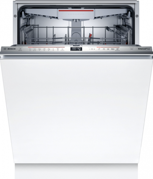 Bosch SBD6ECX57E Serie   6, Vollintegrierter Geschirrspüler, 60 cm, XXL