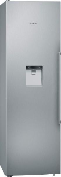 Siemens KS36WBI3P Standkühlschrank IQ500 Edelstahl