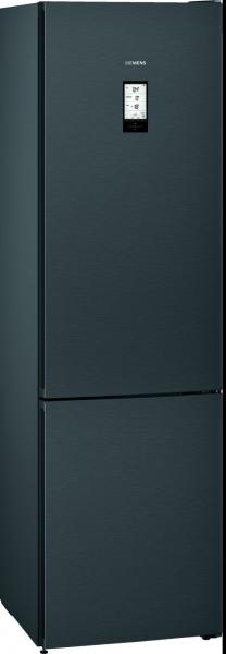 Siemens KG39FPXDA iQ700, Stand Kühl-Gefrier-Kombination blackSteel
