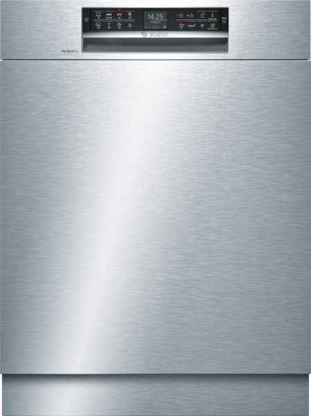 Bosch SMU68TS06E Unterbauspüler Edelstahl PerfectDry homeconnect