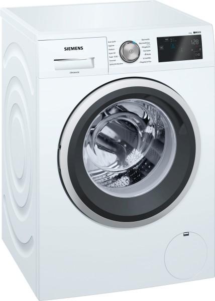 Siemens WM14T6A2 Waschmaschine, Frontlader, 8 kg, 1400 U/min. iQ500