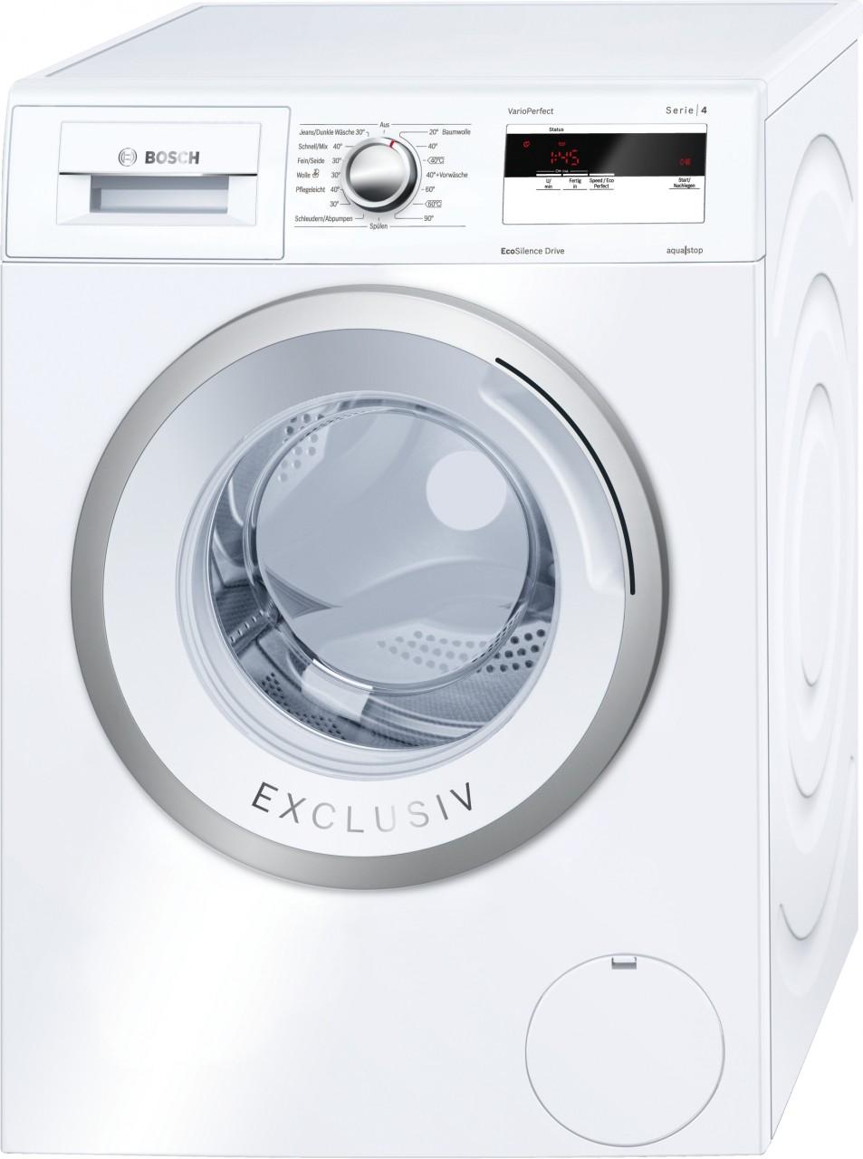 Bosch WAN28090 Waschvollautomat Exclusiv 6kg