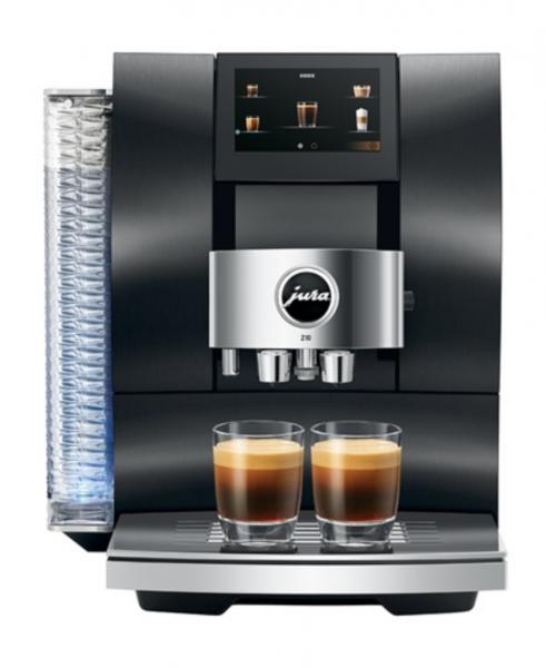 JURA Z10 (EA) Signature Line Kaffeevollautomat Aluminium Dark Inox 15368