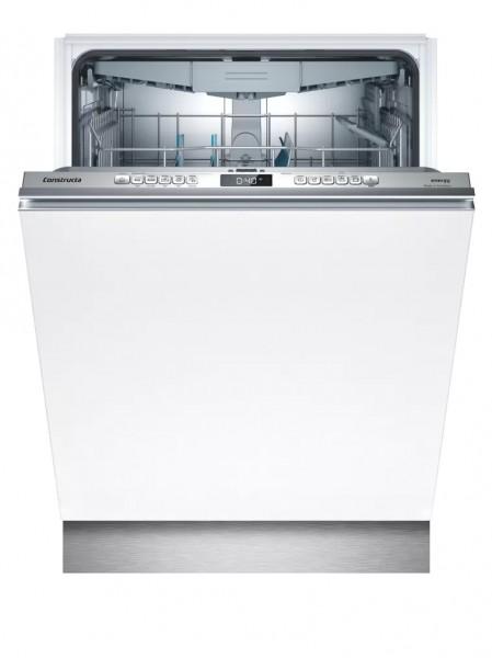 Constructa CB5VX00HCD Vollintegrierter Geschirrspüler, 60 cm, XXL