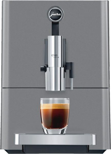 Jura ENA Micro 90 Dark Inox Kaffeevollautomat
