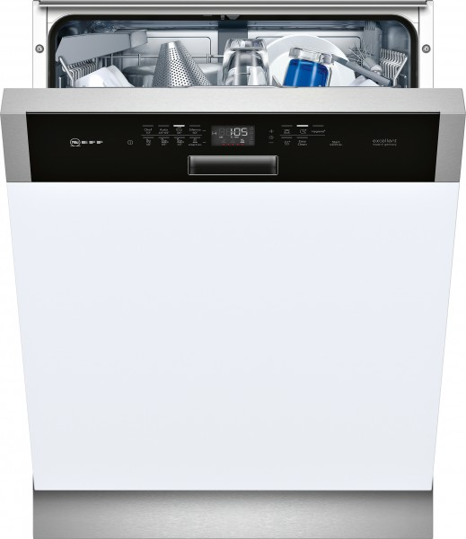 Neff S415P80S0D Spülmaschine integriert excellent