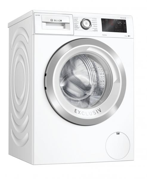 Bosch WAL28P90 Serie | 6, Waschmaschine, Frontlader, 10 kg, 1400 U/min. Exclusiv