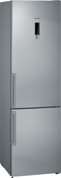 Siemens KG39NXIDR iQ300 Stand Kühl-Gefrier-Kombination  Edelstahl