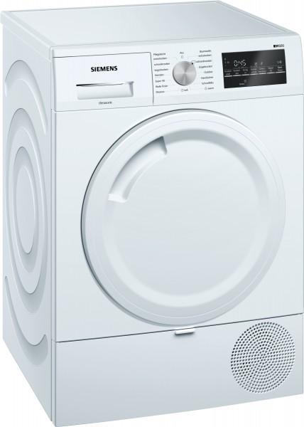 Siemens WT43RT20 iQ500, Wärmepumpen-Trockner, 8 kg