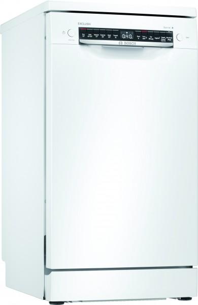 Bosch SPS4ELW00D Serie | 4, Stand Geschirrspüler 45 cm Exclusiv