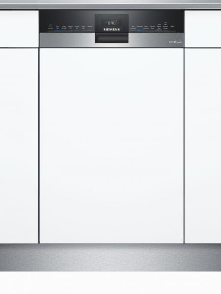 Siemens SR55ZS00MD iQ500, Teilintegrierter Geschirrspüler, 45 cm, extraKLASSE