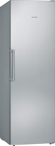 Siemens GS36NVIFV Q300, Freistehender Gefrierschrank Edelstahl