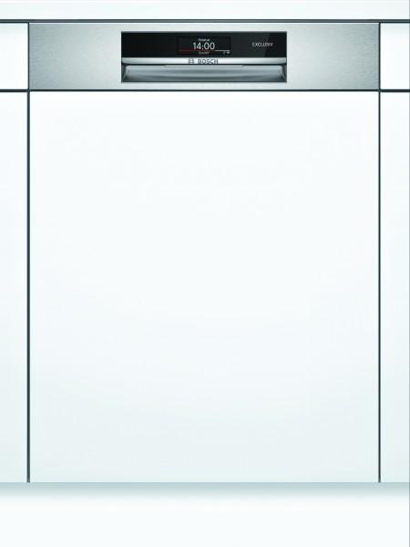 Bosch SMI8YBS00D Serie   8, Teilintegrierter Geschirrspüler Exclusiv