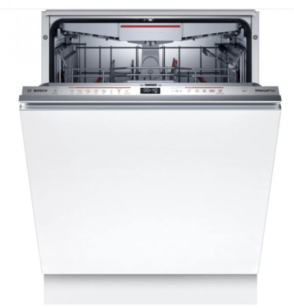 Bosch SMD6ECX57E Serie | 6, Vollintegrierter Geschirrspüler, 60 cm