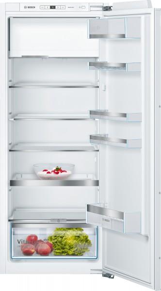 Bosch KIL52ADE0 Serie | 6, Einbau-Kühlschrank mit Gefrierfach, 140 cm