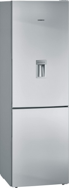Siemens KG36WXL30S Kühl-Gefrier-Kombination inox-look  IQ500