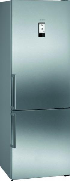 Siemens KG49NAIDP iQ500 Stamnd Kühl-Gefrier-Kombination Edelstahl