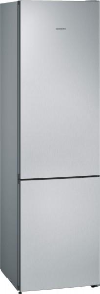Siemens KG39N2LEA iQ300 Stand Kühl-Gefrier-Kombination Edelstahl-Look