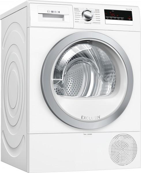 Bosch WTR85V80 Serie | 4, Wärmepumpen-Trockner, 7 kg Exclusiv