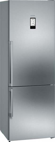 Siemens KG49FPI40 Kühl Gefrierkombination IQ700 Türen Edelstahl