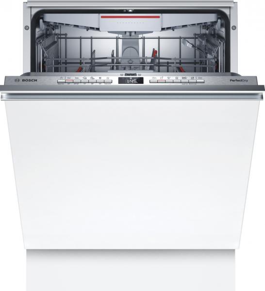 Bosch SMV6ZCX07E Serie | 6, Vollintegrierter Geschirrspüler, 60 cm