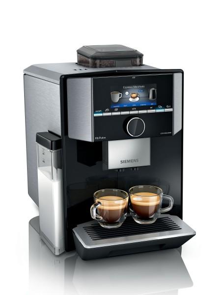 Siemens TI955F09DE Kaffeevolautomat EQ.9 extraKLASSE