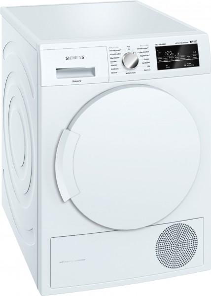 Siemens WT43W4ED Wärmepumpentrockner extraKLASSE