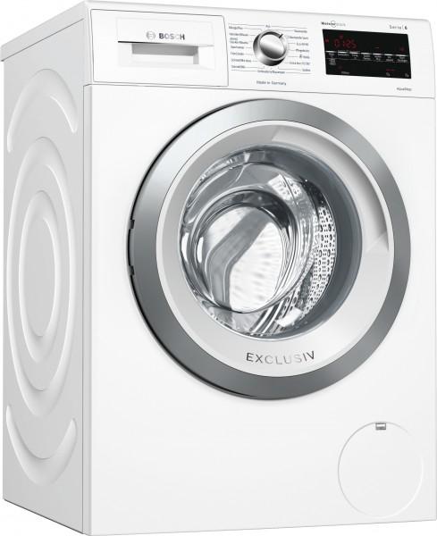 Bosch WAG28492 Serie | 6, Waschmaschine, Frontlader, 8 kg, Exclusiv