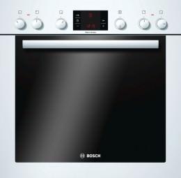 Bosch Einbauherd Set HND33MS20 Exclusiv weiß
