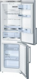 Bosch Kühl Gefrierkombi KGE36AL42 Comfort Türen EdelstahlOptik