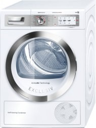 Bosch WTY887E27 Wärmepumpentrockner Exclusiv