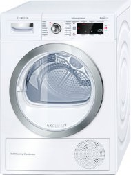 Bosch Wärmepumpentrockner WTW87583 EXCLUSIV A+++