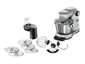Bosch MUM9DX5S31 Universal-Küchenmaschine OptiMUM platinum silver Exclusiv