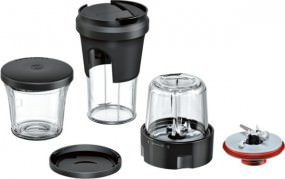 Bosch MUZ9TM1 Lifestyle Set TastyMoments 5-in-1 Multi-Zerkleinerer-Set