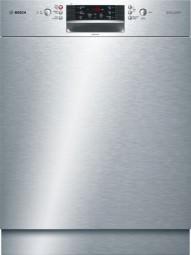 Bosch SMU46TS00D Unterbauspülmaschine Edelstahl Supersilence Exclusiv