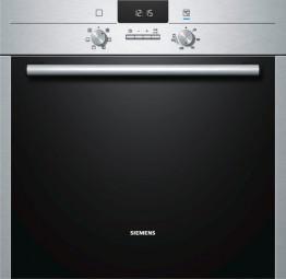 Siemens Einbaubackofen HB23AB520 Edelstahl