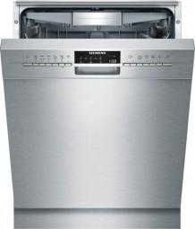 Siemens SN46P591EU Unterbauspülmaschine Edelstahl varioSpeed Plus