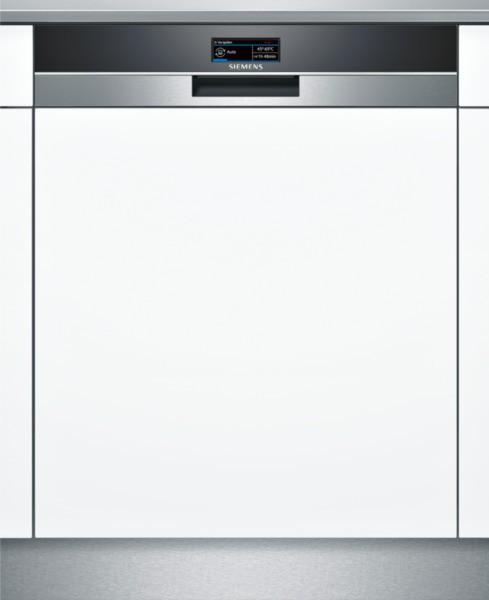 Siemens sn578s07te spulmaschine integriert speedmatic for Siemens spülmaschine