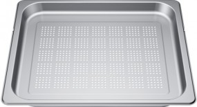 Neff Z13CU11X0 Dampfbehälter gelocht, Größe XL