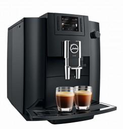 Jura Kaffeevollautomat E60 Piano Black