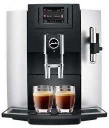 Jura E8 Platin Kaffeevollautomat P.E.P.© für Espresso