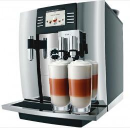 Jura Giga 5 chrom Kaffeevollautomat Präzision, Professionalität