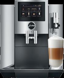 Jura S8 Chrom Kaffeevollautomat one touch
