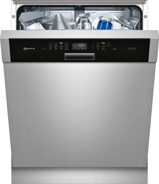 Neff s215p80s0d unterbau spulmaschine excellent for Neff spülmaschine