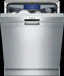 Siemens SN436S00MD Unterbauspülmaschine Edelstahl speedMatic extraKLASSE