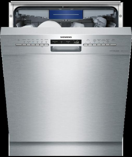 Siemens sn436s00md unterbauspulmaschine edelstahl for Unterbauspülmaschine